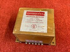 One vintage 60s GOODMANS speaker crossover XO 950, 2 way TO CLEAR (355)