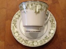 Noritake Princeton Cups And Saucers Set Of 6 (12 Pieces)