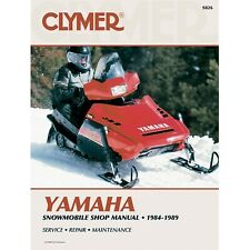 Clymer - S826 - Repair Manual Yamaha Phazer,Exciter 570 Deluxe,Exciter 570 L/C,E (Fits: Yamaha)
