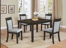 5 Piece Modern Dining Set