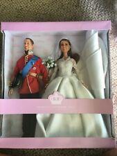 Royal Wedding Dolls | Princess Catherine Wedding Doll and Prince William Doll |