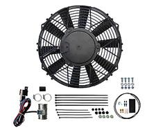 Revotec Electronic Cooling Fan Conversion Kit MG Midget Vertical Positive Earth