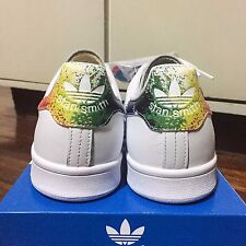 Brand New Adidas Stan Smith Originals OG LGBT Rainbow Men's Size US 9