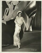 "NANCY CARROLL in ""Paramount on Parade"" Original Vintage Photograph 1930 PORTRAIT"