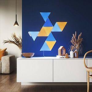 Nanoleaf 3pk Shapes Triangle Expansion LED Light