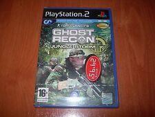 GHOST RECON JUNGLE STORM PS2 (PAL ESPAÑA PRECINTADO)