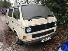 vw t25 camper van Spares or repair