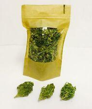 Hemp Tea Organic Flowers Buds Herbs 80g