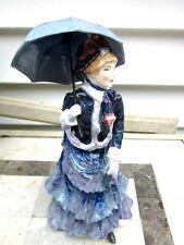 Royal Doulton Les Parapluies Figurine Hn 3473