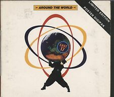 Around the world - East 17  cd digipak