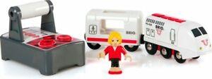 Brio 33510  RC Travel Train Express Reisezug   Neu&OVP