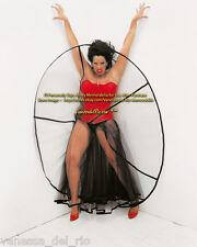 Vanessa del Rio Adult Star Photo Corset Circle RARE! 1990's AFT BUY w/COA
