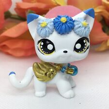 Littlest Pet Shop Cute, Short Hair, Cat With Wings Ooak Custom Nice