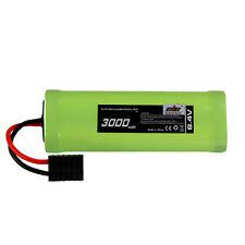 8.4V 3000mAh 7 Cell Hump Pack NiMH Battery For Associated 1/10 SC10 / Traxxas