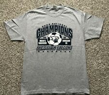 Messiah College Men's Soccer National Championship T-Shirt 2010 Men's L