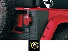 Angoli Carrozzeria Plastica Protezione Jeep Wrangler Tj 96-06