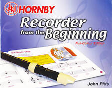 Recorder from the Beginning - Full Colour Edition (Hornby)