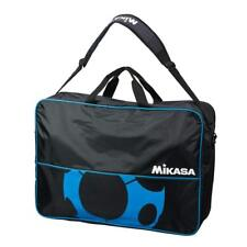 Mikasa Japan Football Soccer Ball Shoulder Bag Case for 6 Balls Fs6C Black Blue