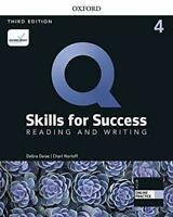 Q: Skills for Success: Level 4: Reading and Writing Student Book with iQ Online