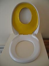 Family And Toddler Luxury Toilet Training Seat Soft Close.