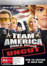 Team America - World Police  Uncut (DVD, 2007)