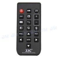 Wireless Remote Control fr Sony A7 III II A7S II A7R IV III II A9II as RMT-DSLR2