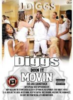 J-Diggs - Diggs Doin It Movin [New DVD]