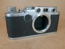 Leitz Leica IIf Red Dial Body 1952/3