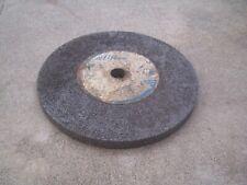 Norton Foundry Wheel 14 X 1 X 1 14 Abrasive Grinding Wheel