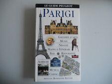 Le guide Peugeot - Parigi - Gerard-Sharp - Perry - Mondadori - Anno 1994