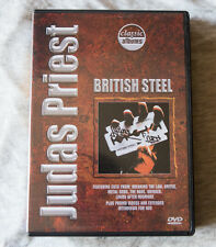 JUDAS PRIEST Classic Album DVD BRITISH STEEL nwobhm Heavy Metal rock