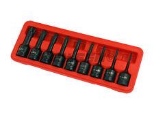"""Neilsen Spline Socket Set 1/2"""" Unidad largo M4 M5 M6 M8 M9 M10 M12 M14 M16"""