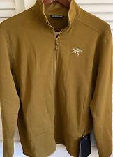 New NWT Arc'teryx Men's Kyanite Yukon Fleece Jacket full zip Sz Medium
