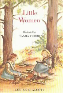 Louisa M Alcott / Tasha Tudor LITTLE WOMEN Signed 1st Edition 1969 #27621