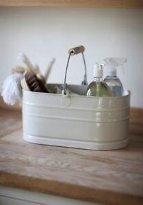 Garden Trading Utility Bucket - Handy Cleaning Holder - Kitchen Bathrrom cleaner
