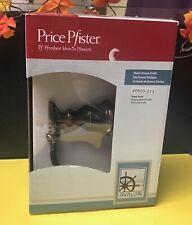 Price Pfister - Rustic Bronze Finish - Towel Hook - 90800-013 - Avalon