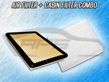 AIR FILTER CABIN FILTER COMBO FOR 2003 2004 2005 SATURN ION