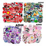 50PCS Vinyl Decal Graffiti Stickers Bomb For Car Luggage Table Skate Waterproof