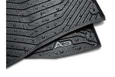 AUDI Genuine OEM Floor Mats 2015-2017 A3 (Front Pair) 8V5061502041