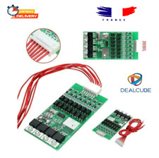 7S 24V 20A Li-ion Lithium 18650 Batterie BMS Protection Board