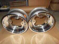 (2) Rims Wheels Front Honda TRX 250R 250X 250EX 300EX 400EX 450R 450ER 700XX