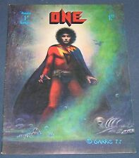 One July 1977  Pacific Comics Underground Comix Fanzine