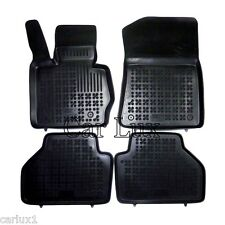 Alfombrillas de goma a medida BMW X3 F25 desde 2010- tipo cubeta tapis de sol 3D