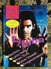 RARO! 48 Magazine about discography ps LITFIBA Marillon Dalla Elvis Stewart
