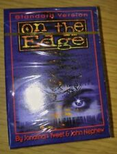 One (1) On the Edge CCG Starter Deck Standard Version AG2504 Atlas Games 1995