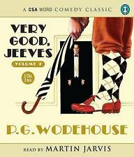 Very Good Jeeves (Volume 2) 3xcd by P. G. Wodehouse (CD-ROM, 2011)
