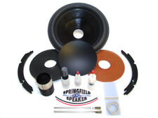 Complete Alpine SWR-1221D Recone Kit - Dual 2 Ohm - Incl Adhesives
