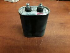 New listing General Electrics Forklift Capacitor 259A5523P1 150 Uf/250 Wvdc