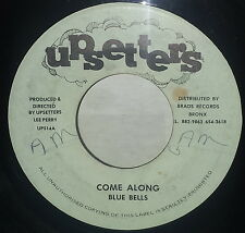 Blue Bells Come Along Lee Perry Upsetters Rare Reggae 45 Blank mp3