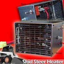 Skid Steer Universal Cab Heater,12 Volt,10,020 BTU  Heat,Runs Off Your Battery